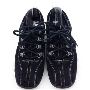 Cole Haan Black Suede Sneakers 8.5 - N600
